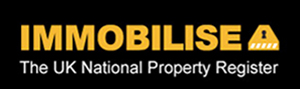 Immobilise - The Uk national property register.