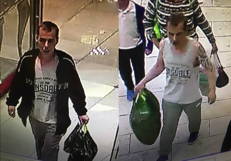 Metrocentre watch theft