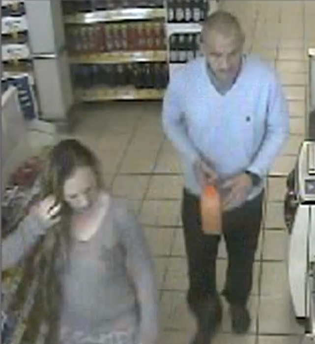 Tesco CCTV appeal