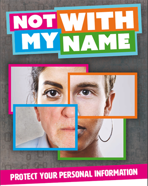 Not With My Name Poster