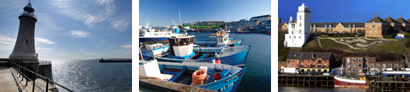 Pictures of ports and harbours